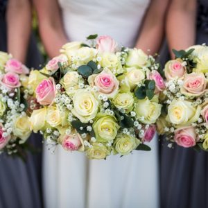 Wedding flowers gallery