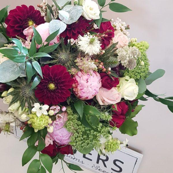 wedding flowers chorley