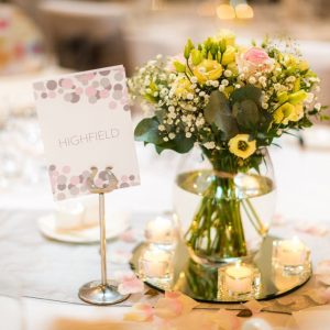 eden of chorley wedding flowers