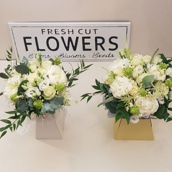 eden of chorley wedding flower designs