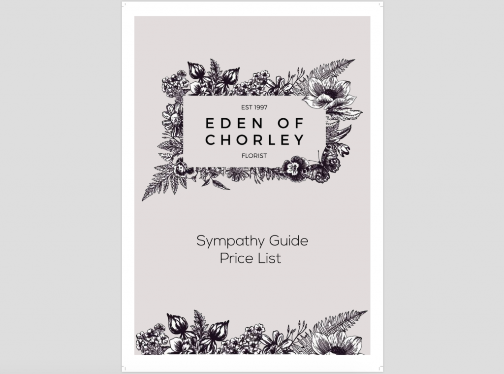Sympathy funeral flower guide